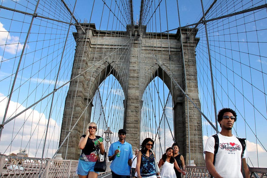 Walk-On-The-Brooklyn-Bridge-NYC