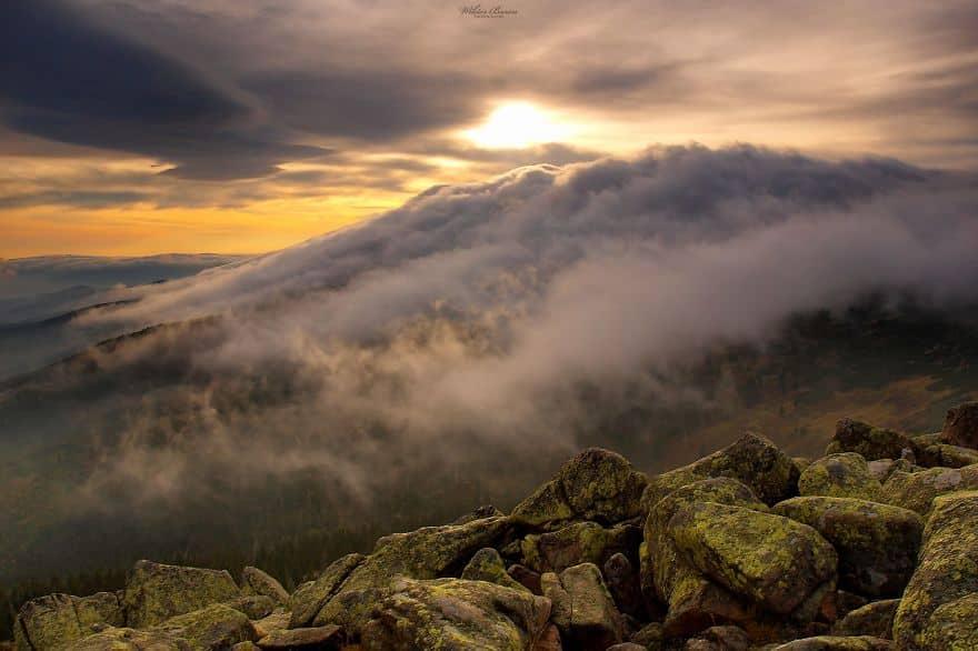 Крконоше, или Карконоше, или Исполиновы горы (Karkonosze) - горный массив на территории Чехии и Польши-2