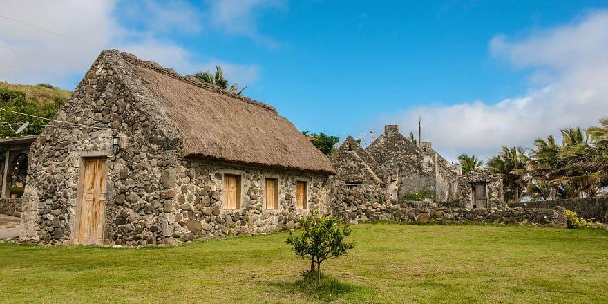 Сабтанг - Иватанский дом из камня