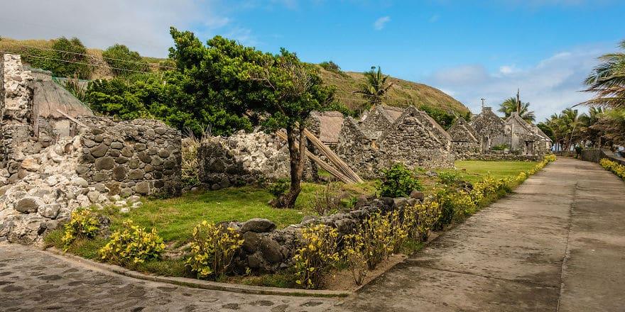 Сабтанг - Руины Иватанского дома
