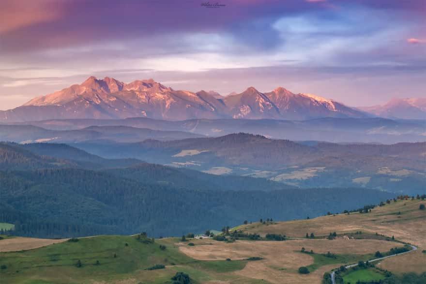 Татры (Tatry) – горный массив, наивысшая часть Карпат, находящаяся в Словакии и Польше