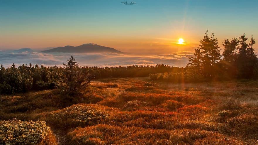 Живецкие Бескиды (Beskid Żywiecki) – горы на границе Словакии и Польши