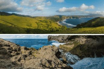 острова Батанес на Филиппинах