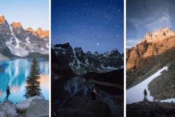 провинция Альберта-Канадские Скалистые горы