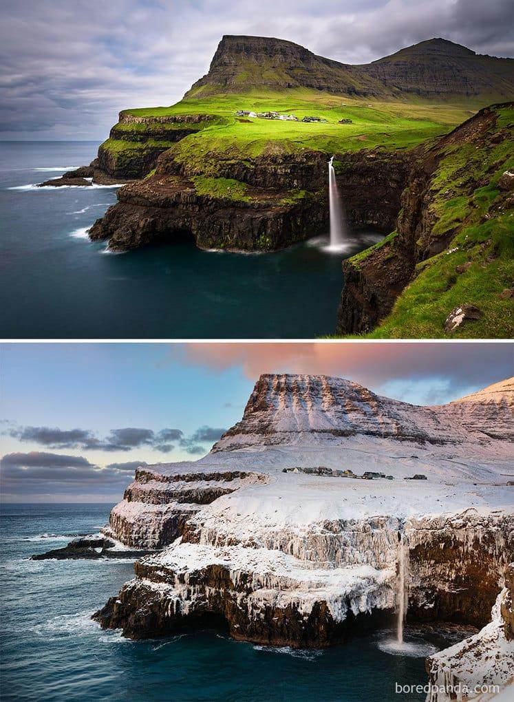 Gásadalur, Фарерские Острова