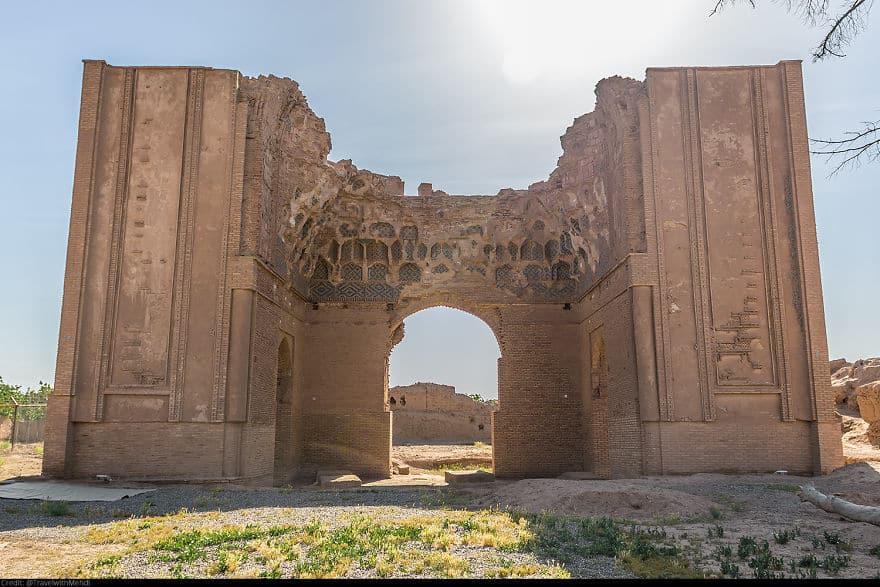 Историческая мечеть Малек Зоозан, Хаф, Разави Хорасанская провинция