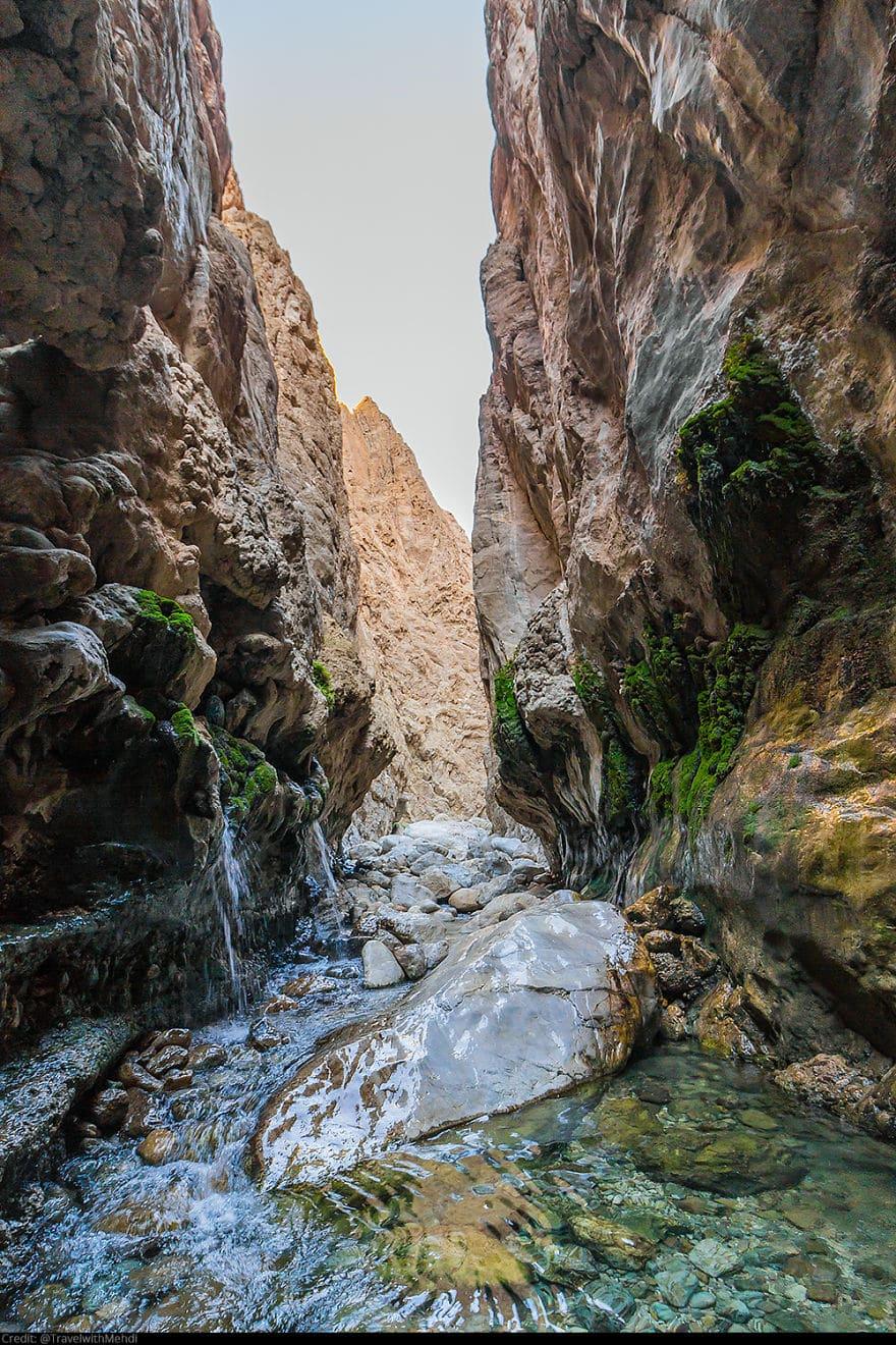 Мортеза Али Хот-Спрингс, Табас, Южная Хорасанская провинция