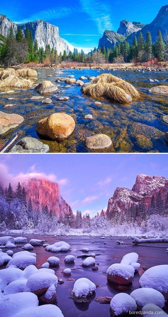 Национальный парк, Калифорния, США