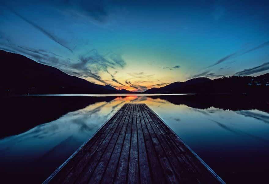 Озеро Фушль