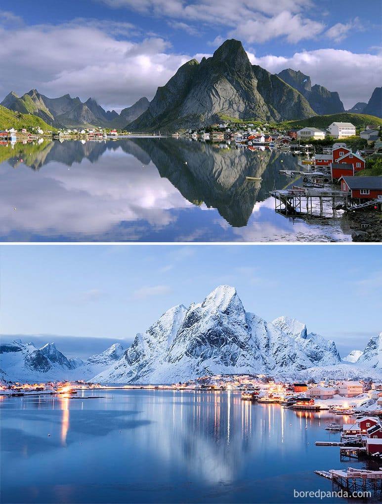 Reine, Норвегия
