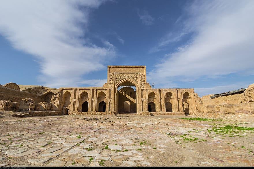Robat Sharaf Inn, Серахс, Провинция Разави Хорасан