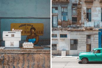 Жизнь в не обустроенных районах Гаваны