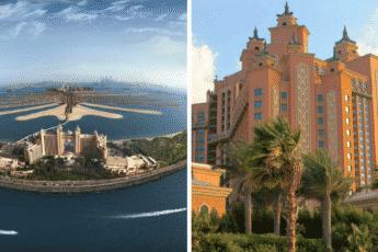 отель Атлантида (Atlantis) в Дубае